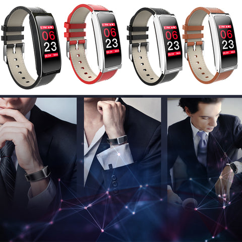ZY58 SmartWatch Blood Pressure Sleep Monitor Heart Rate Fitness Tracker