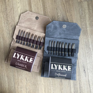 Lykke Interchangeable Knitting Needles Set