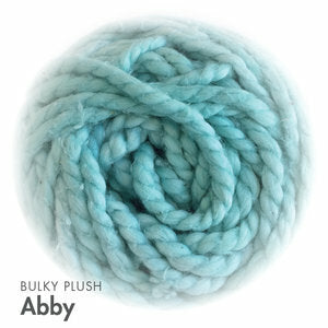 Moya Bulky Plush - 100% Organic Cotton