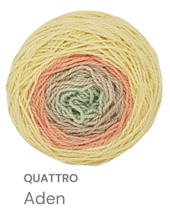 Moya Quattro - Double Knit Cotton Gradient Cakes
