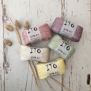 ITO Gima 8.5 - Cotton Tape Yarn