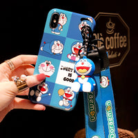 Super-cute animated characters phone case