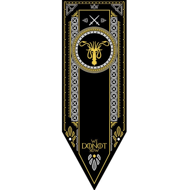 GAME OF THRONES SIGILS FLAGS