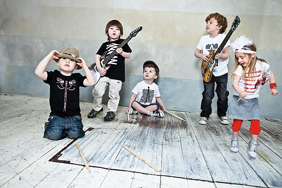 Kids Can Rock 4-7 Years Old