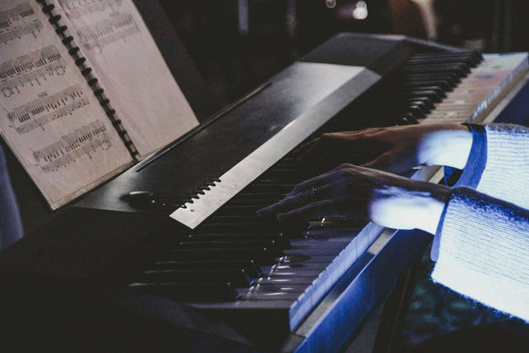 TERM ONE - Private Piano/Keyboard Tuition - Tuesday 6.30pm