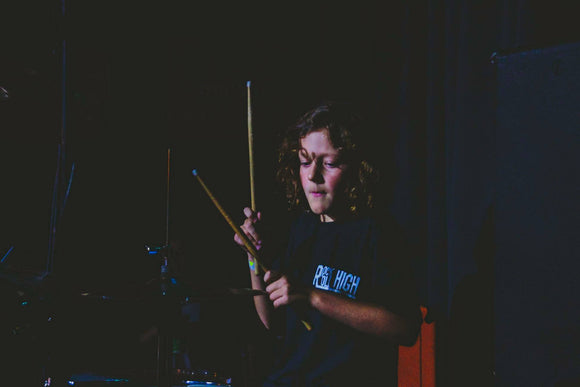TERM ONE -  Private Drum Tuition - Friday 4.00 pm
