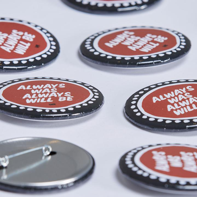 Button badges - what are they good for?