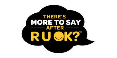 R U OK? A conversation can change your life