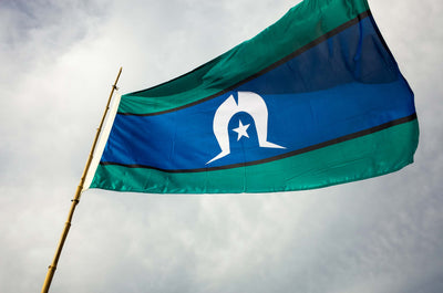 The Flag of Torres Straits