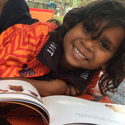 It's Indigenous Literacy Day!