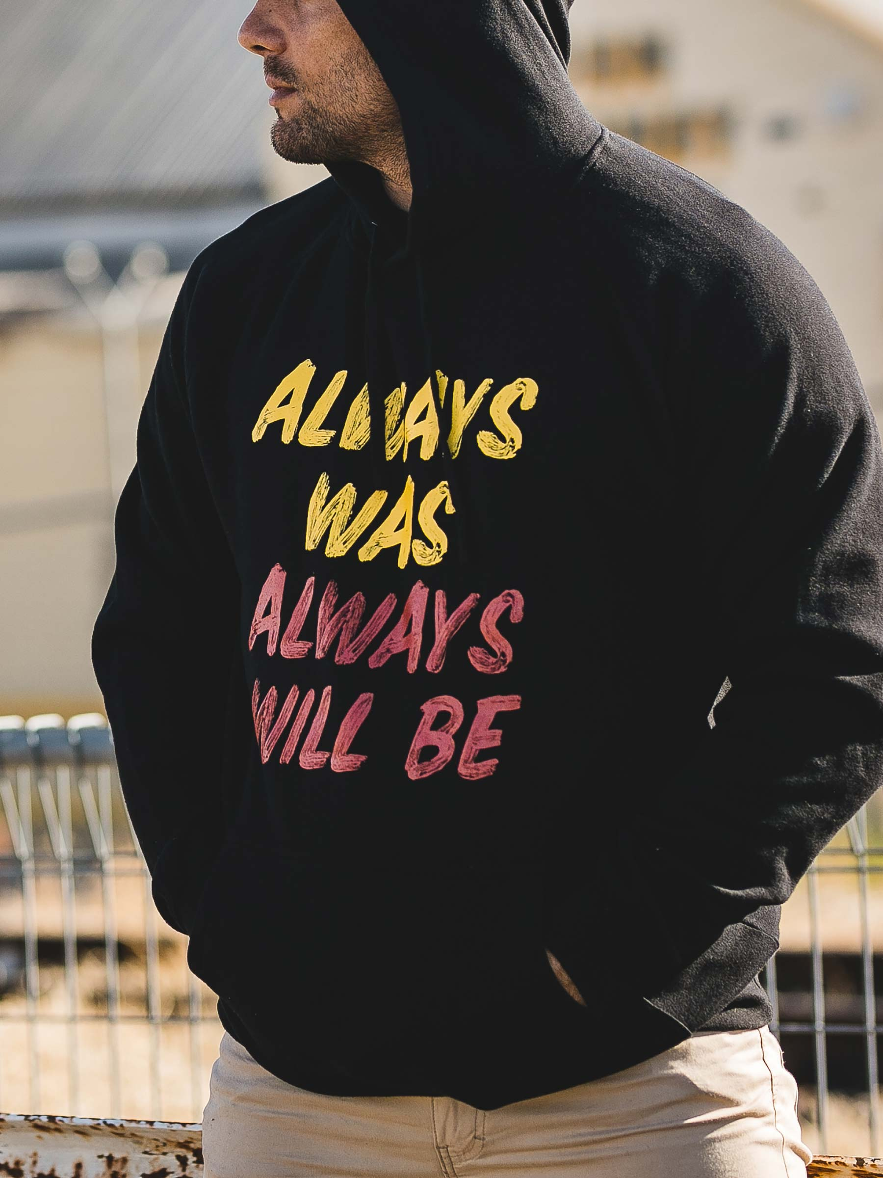 Always Was Always Will Be [v2] hoodie
