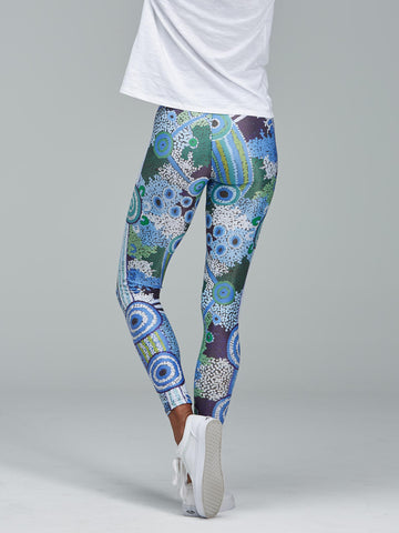 Coastal Dreaming leggings