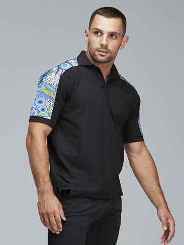 Coastal Dreaming cotton polo