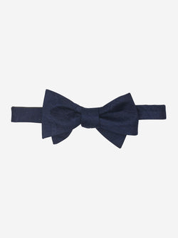 FIONA BOTANICAL SILK BOW TIE