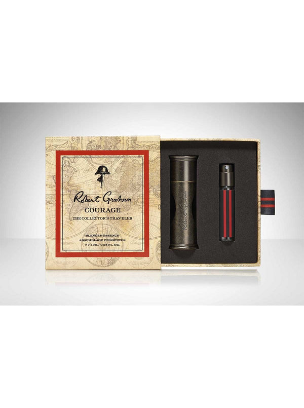 The Collector's Traveler Set Robert Graham Courage