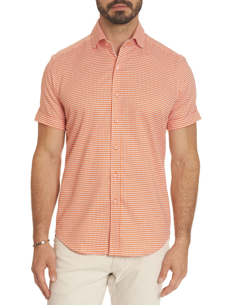 HOWELLS SHORT SLEEVE SHIRT