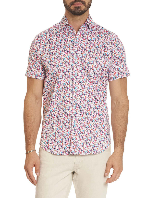 LAZARUS SHORT SLEEVE SHIRT TALL