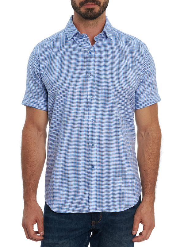 CANDIDO SHORT SLEEVE SHIRT