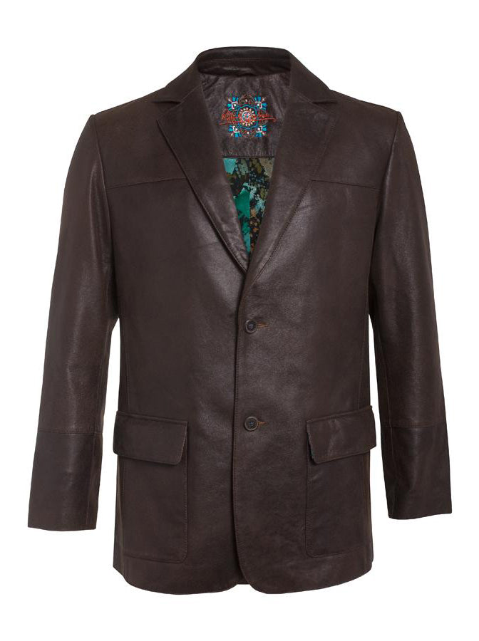 MARCELLO LEATHER JACKET