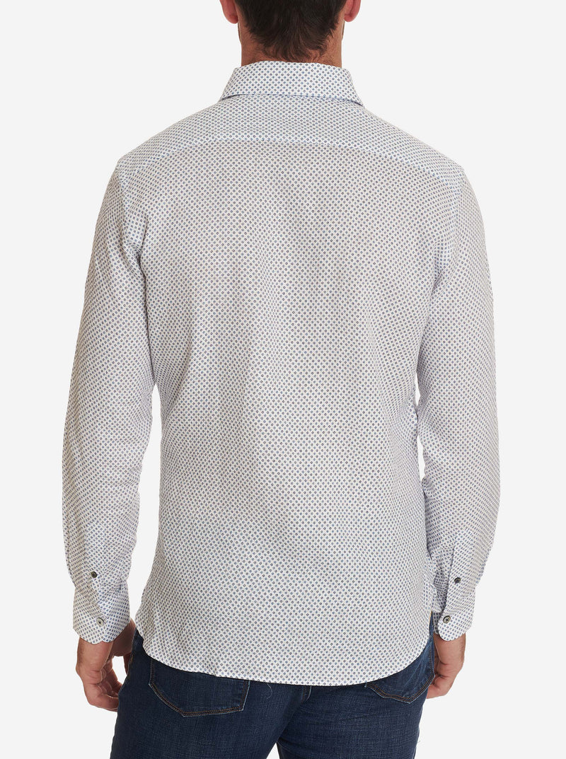 R COLLECTION BIANCA SPORT SHIRT