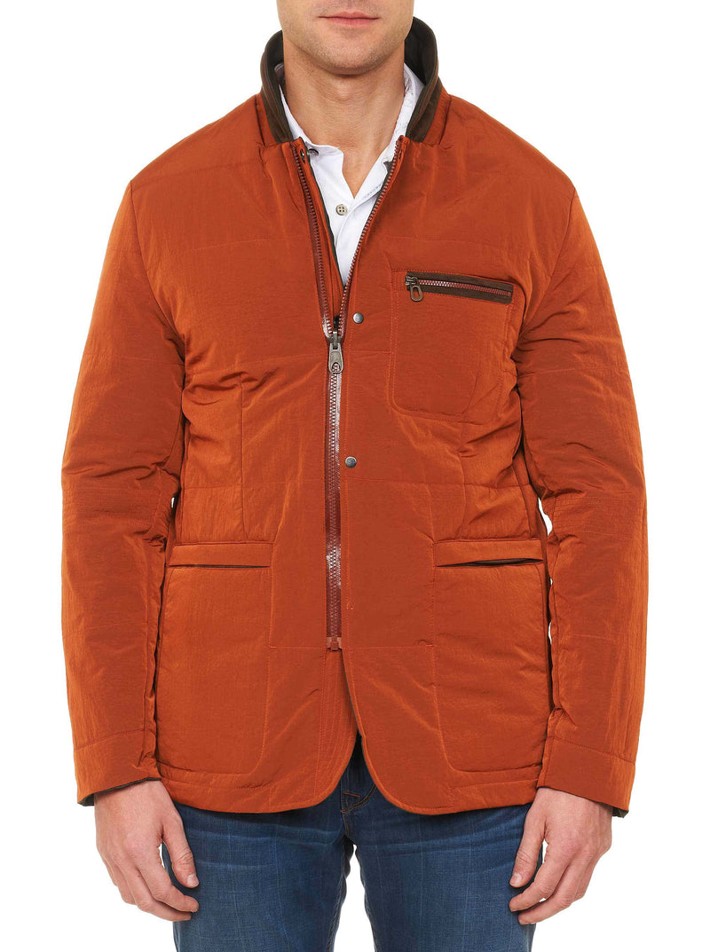 FLANAGAN REVERSIBLE OUTERWEAR