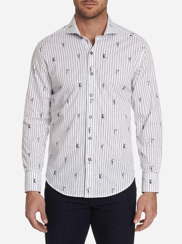 RUNAWAY TRAIN SPORT SHIRT TALL