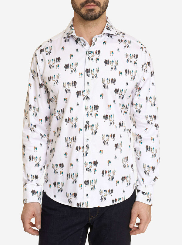 GALLERY NIGHTS SPORT SHIRT