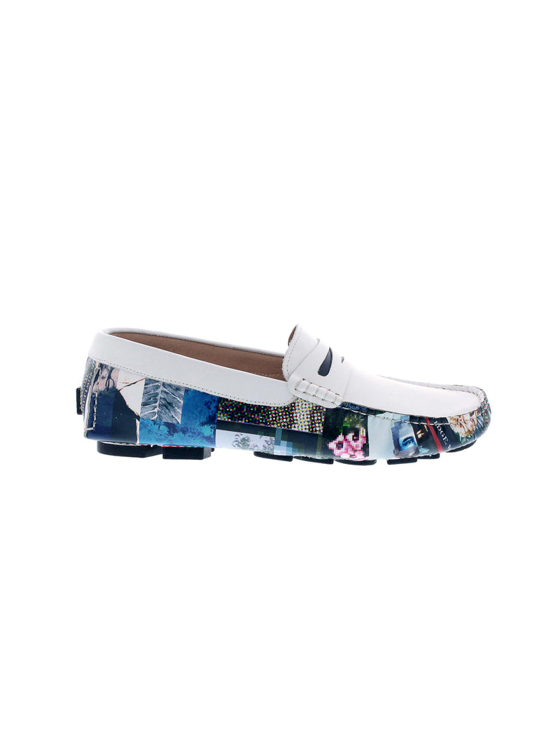 COSIMO PRINTED LOAFER