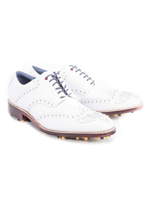 LIMITED EDITION STUDDED GOLF SHOES