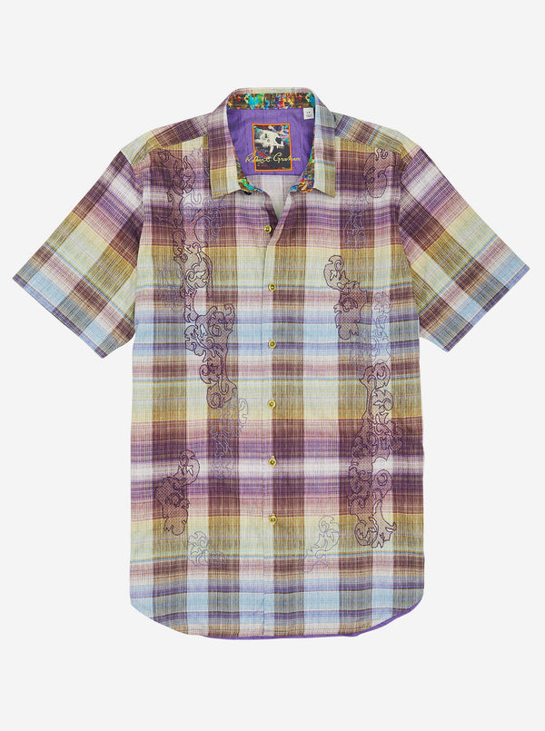 BEATTY SHORT SLEEVE SHIRT TALL