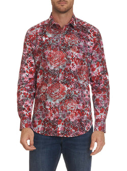 BLOOD ROSE SPORT SHIRT