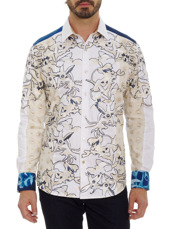 LIMITED EDITION EVERY FLOWER SPORT SHIRT