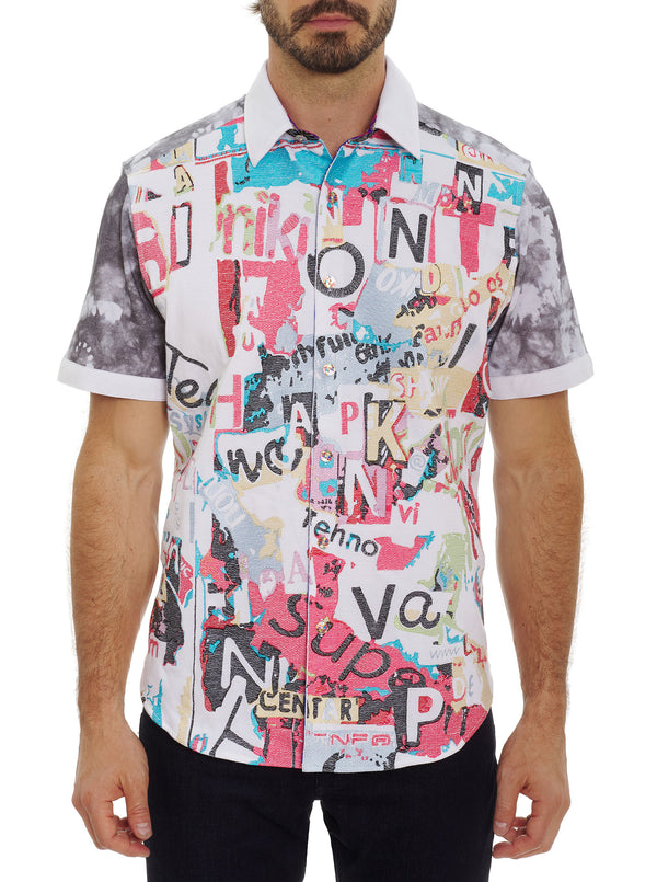 LIMITED EDITION ROCK FUNK SOUL SHORT SLEEVE SHIRT