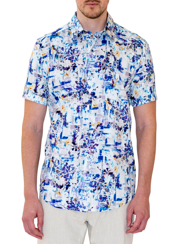 HIRSH SHORT SLEEVE SHIRT