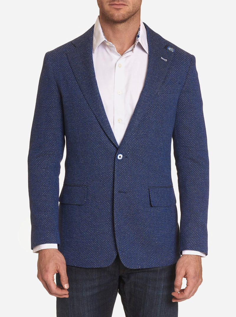 TRINITY SPORT COAT LONG FIT