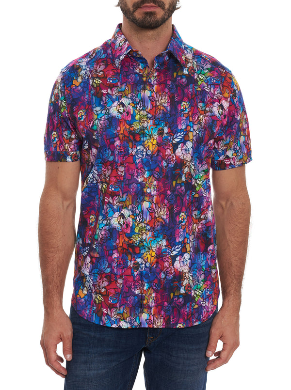 VALERIO SHORT SLEEVE SHIRT