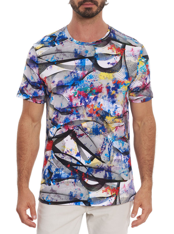 COLOR SPLAT T-SHIRT