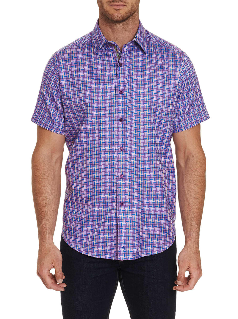 CAPRA SHORT SLEEVE SHIRT TALL