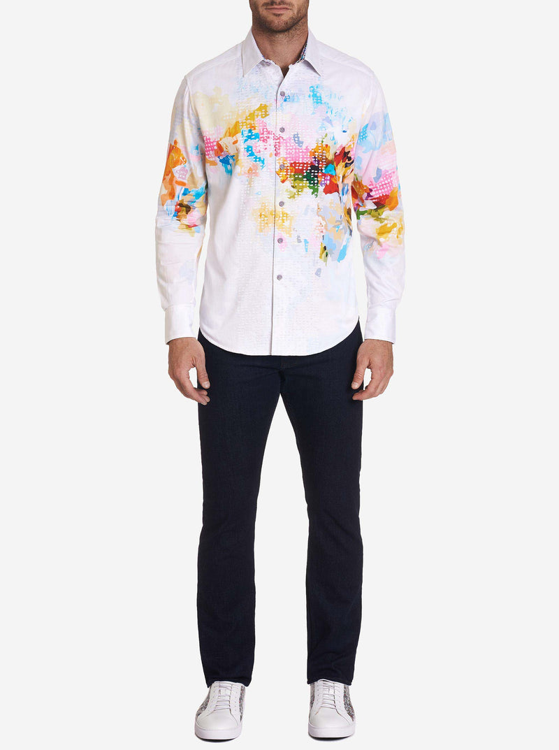 HIGH OCTANE SPORT SHIRT TALL