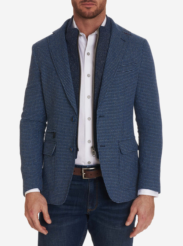 DOWNHILL VIII SPORT COAT LONG FIT