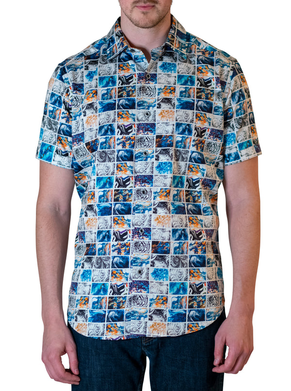 CLEARWATER SHORT SLEEVE SHIRT