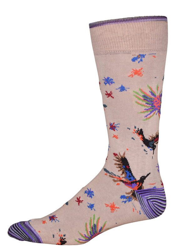 THE GOLDFINCH SOCKS