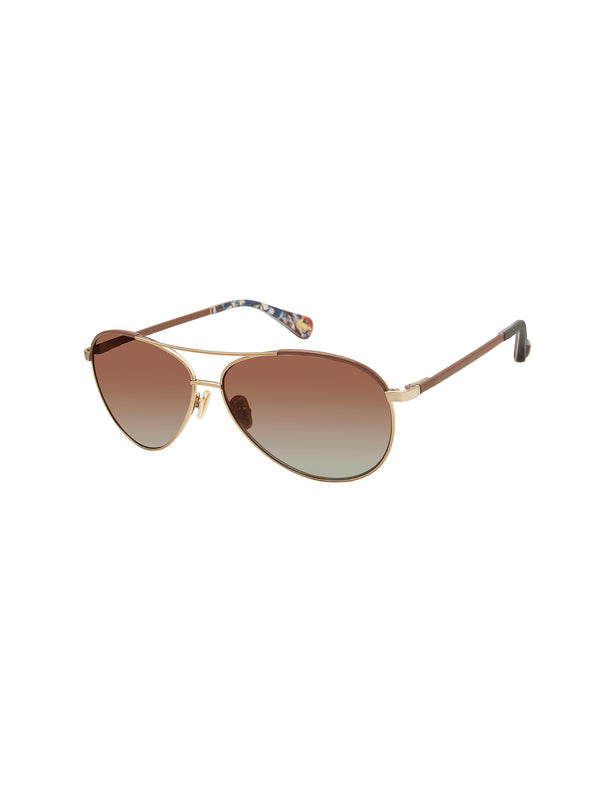 ASHER AVIATOR SUNGLASSES