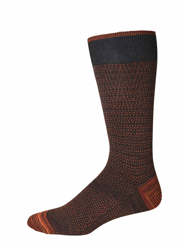 BUCK SOCKS - Charcoal