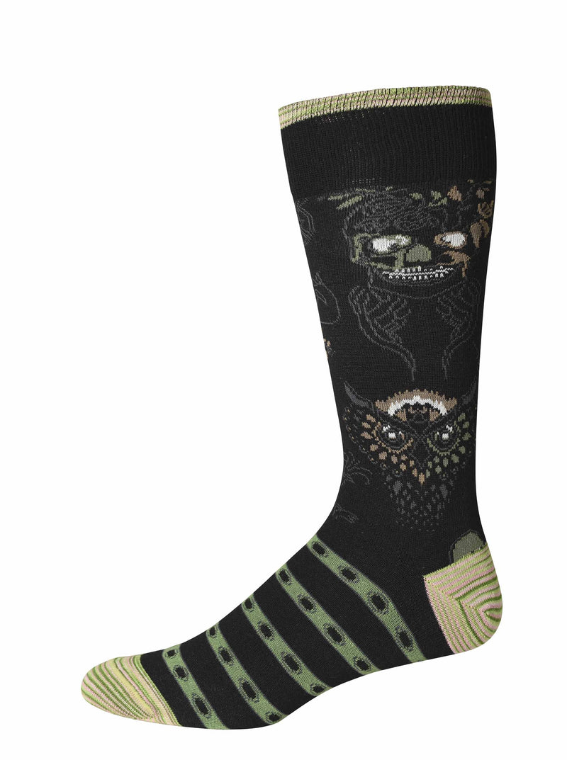 GARLAND SOCKS - Black
