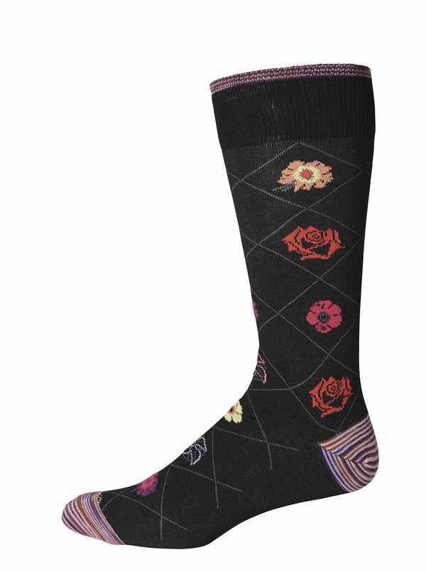LAHR SOCKS - Black