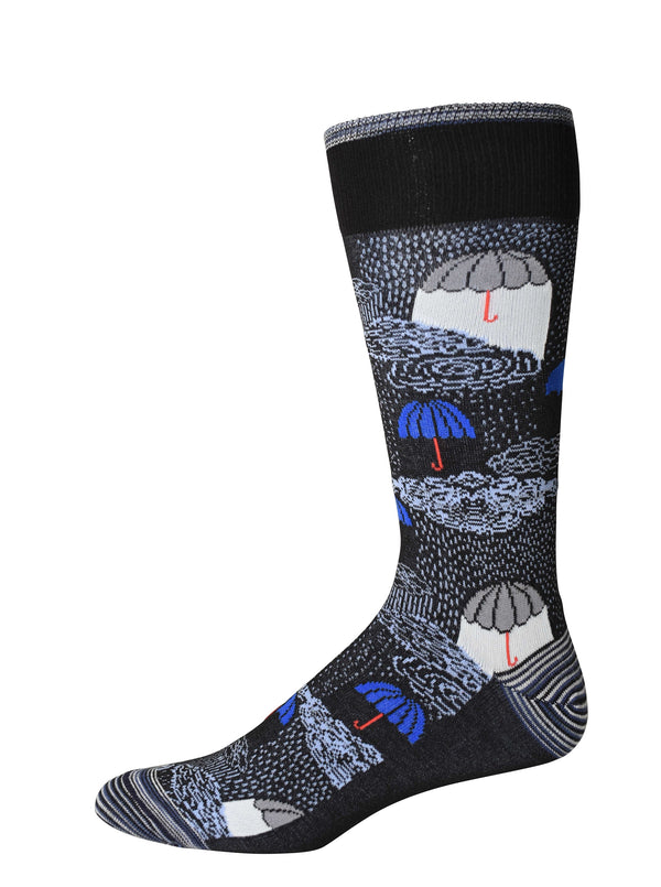MERRYWEATHER SOCKS - Black