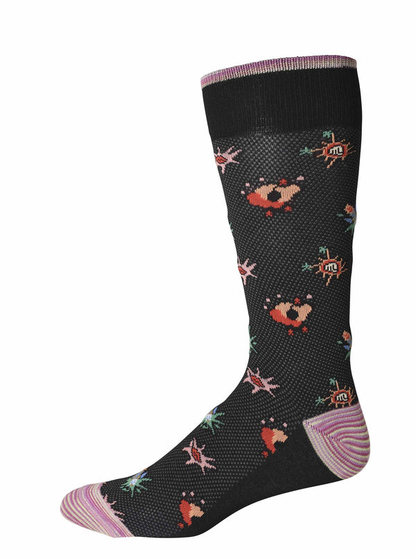 PANCHO SOCKS - Black
