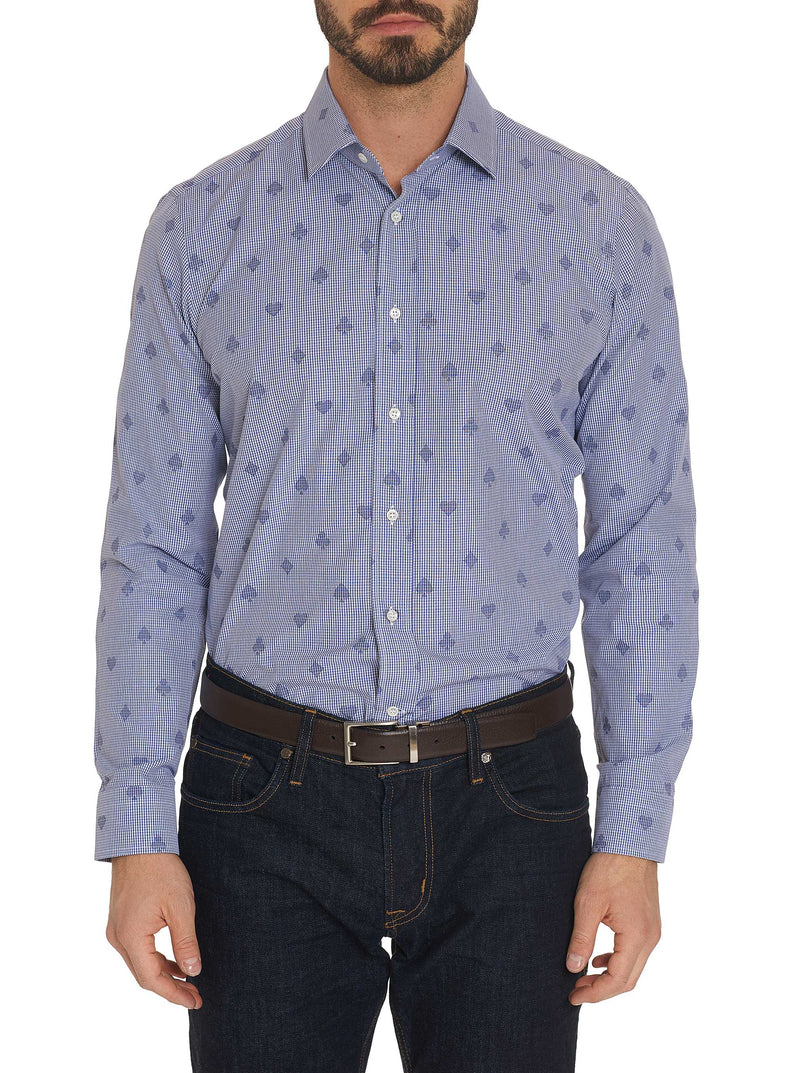 R COLLECTION SUITS SPORT SHIRT