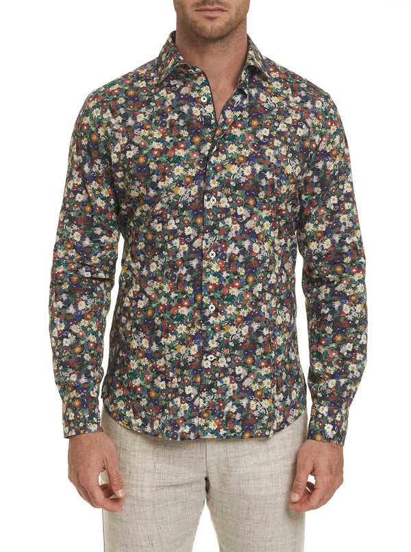 R COLLECTION LOMBARDI SPORT SHIRT